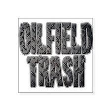 trashwordsdiamond Sticker