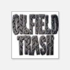 trashwordsdiamond Sticker