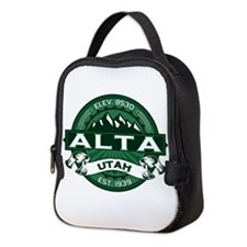 Alta Forest Neoprene Lunch Bag