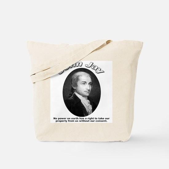 John Jay 01 Tote Bag