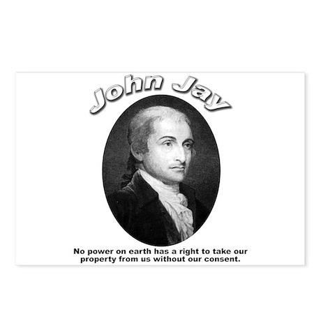 John Jay 01 Postcards (Package of 8)