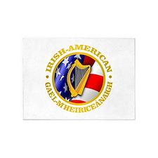 Irish-American 5'x7'Area Rug
