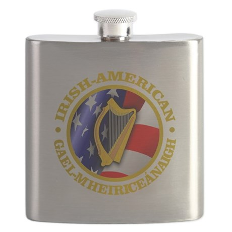 Irish-American Flask