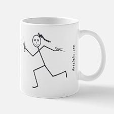 Running with Scissors Mug