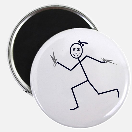 Running with Scissors Magnet