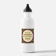 Never, Never, Never! Water Bottle