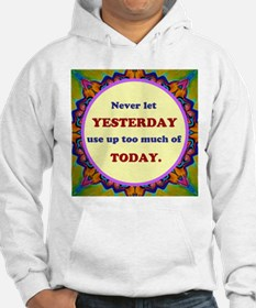 Never, Never, Never! Hoodie