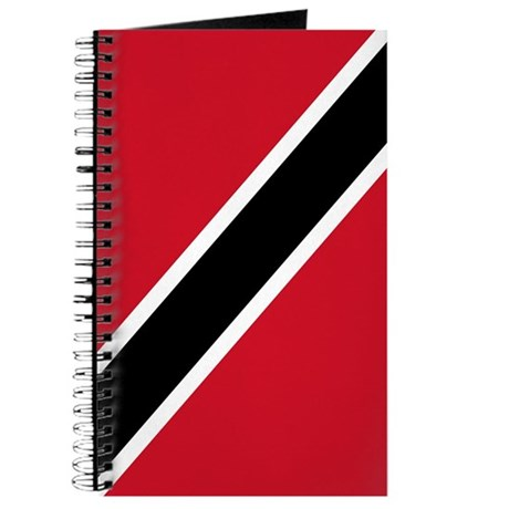 Trinidad Tobago Flag Journal