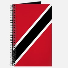 Trinidad Tobago Flag Journal