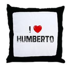 I * Humberto Throw Pillow