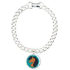 Peace Love Horses Bracelet