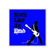 Rock Like an Emo Sticker