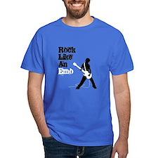 Rock Like an Emo T-Shirt