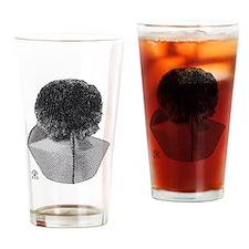 Roman Biretta Drinking Glass