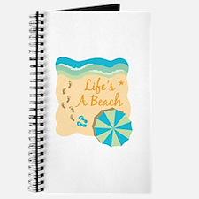 Lifes A Beach Journal