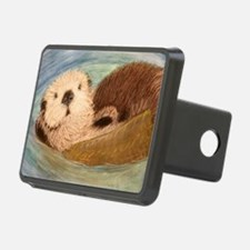 Sea Otter--Endangered Spec Hitch Cover