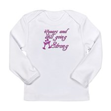 47 and still going strong Long Sleeve Infant T-Shi