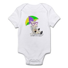 Equine Recline Infant Bodysuit