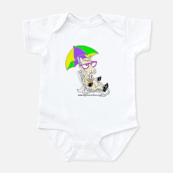 Equine Recline Infant Bodysuit