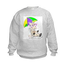 Equine Recline Sweatshirt