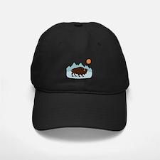 Buffalo Mountains Baseball Hat