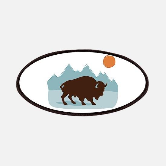 Buffalo Mountains Patches