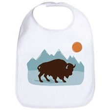 Buffalo Mountains Bib