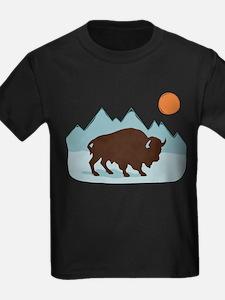 Buffalo Mountains T-Shirt