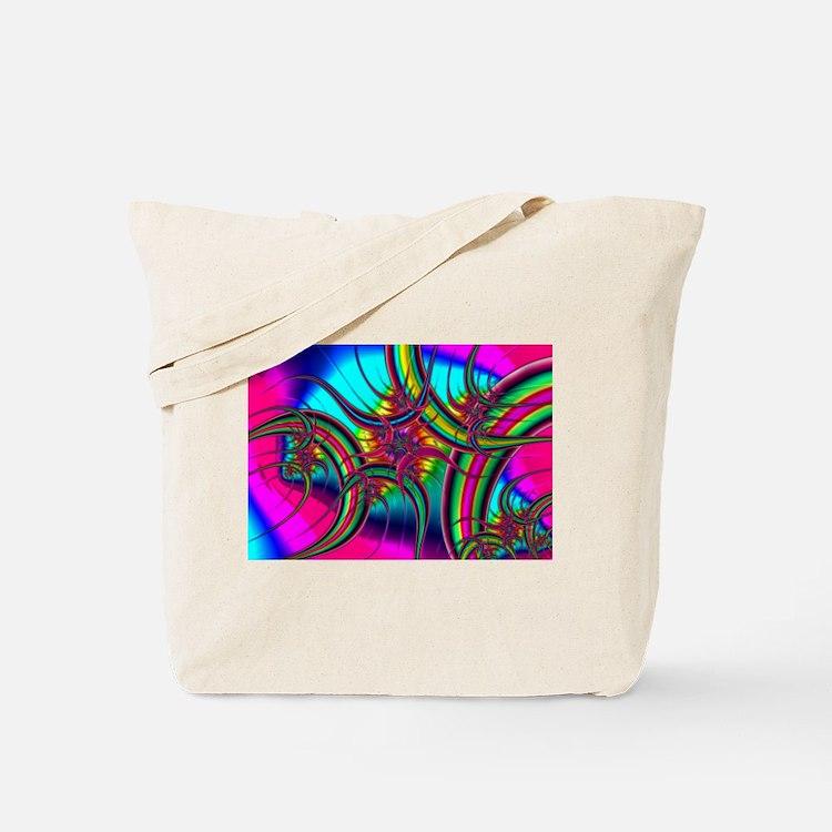 Fabulous Fractal Tote Bag