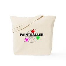 Paintballer Tote Bag