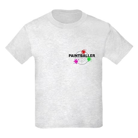 Paintballer Kids Light T-Shirt