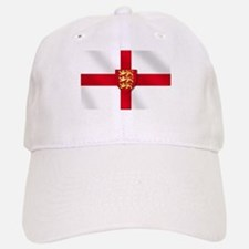 England Three Lions Flag Baseball Baseball Cap