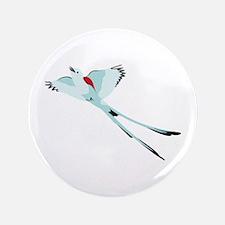 """Scissortail Bird 3.5"""" Button (100 pack)"""