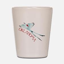 OKLAHOMA Shot Glass
