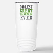 Coolest Great Grandmama Ever Travel Mug