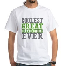 Coolest Great Grandmother Ever Shirt