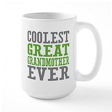 Coolest Great Grandmother Ever Mug