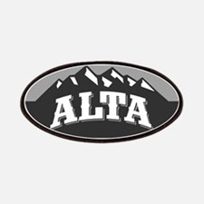 Alta Silver Patches