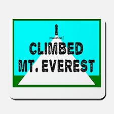Mt. Everest Mousepad