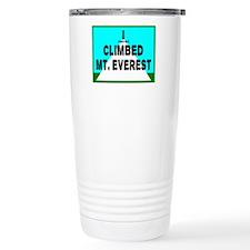 Mt. Everest Travel Mug