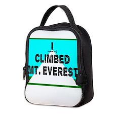 Mt. Everest Neoprene Lunch Bag
