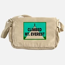 Mt. Everest Messenger Bag