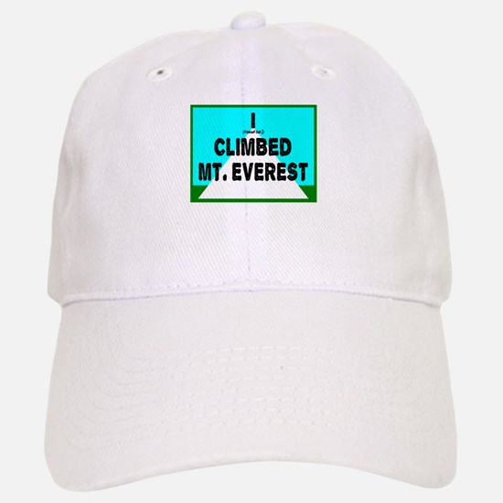 Mt. Everest Baseball Baseball Baseball Cap