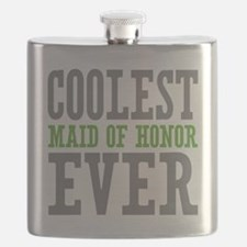 Coolest Maid of Honor Ever Flask