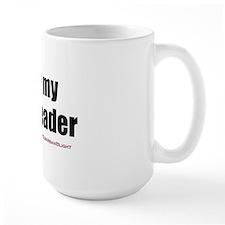 """Love My Cult Leader"" Mug"