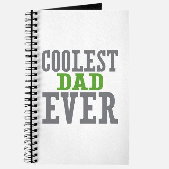 Coolest Dad Ever Journal