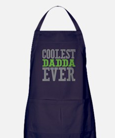 Coolest Dadda Ever Apron (dark)