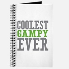 Coolest Gampy Ever Journal