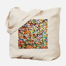 Doodle Squiggle Giggle Color Love Tote Bag