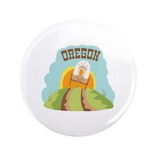 """OREGON 3.5"""" Button (100 pack)"""